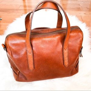 Fossil Bags - Fossil Genuine Leather Bag